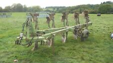Dowdswell Plough 5 furrow reversible £700