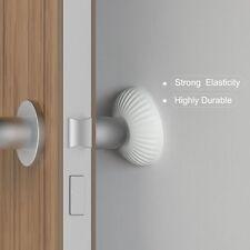 Ugreen 2xDoor Stop Wall Protector Shield Door Handle Bumper Guard Stopper Rubber