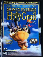 MONTY PYTHON AND THE HOLY GRAIL Collector's Edition John Cleese DVD