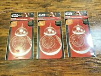 Star Wars The Force Awakens Autocollant Decal Sticker  BB-8 Trooper Lot Of 2 New