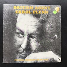 ERROL FLYNN & FRANCES FARMER - BRITISH AGENT Vinyl Album. ML308. NEW & SEALED
