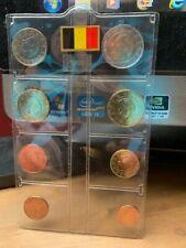 Belgique - SERIE mix 1999-2000 - SET 8 PIECES
