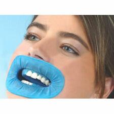 100pc Disposable Dental Sterile Rubber Dam Oral Mouth Opener Lip Cheek Retractor
