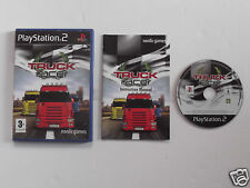 TRUCK RACER FOR PLAYSTATION 2 'VERY RARE & HARD TO FIND'
