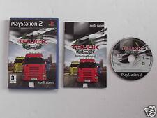 """TRUCK Racer per PlayStation 2 """"MOLTO RARA e difficile da trovare"""""""
