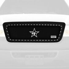 For Ford F-150 04-08 RBP NDX Series Black Dual Weave Mesh Main Grille