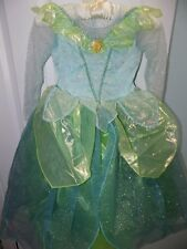 The Disney Store Tinkerbell Dress Up Halloween Costume NWT 6/6x