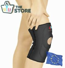 Deluxe Neoprene Knee Support Brace Open Patella Protection Strap Band