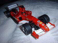 Scalextric Michael Schumacher Ferrari-Edizione Limitata corpo in metallo Set di 50 anni