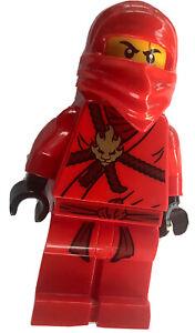Lego Red Lao Ninjago Coinbank inch Coin Bank Figure - Piggy Bank -