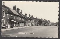 Postcard Amersham Buckinghamshire vintage view of the High Street RP