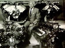 1967 EXPERIMENTAL CHEVY V8 ENGINES-ZORA/'68 CORVETTE-ALUMINUM HEAD HEMI-350/427