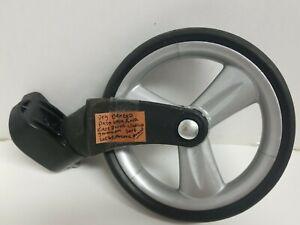 B)Peg Perego Aria Vela Easy Drive Single Stroller Front  wheel #20862 /2012