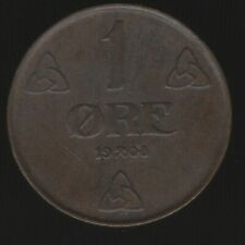 More details for 1908 norway 1 ore coin   european coins   pennies2pounds