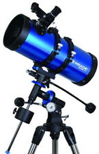 Teleskop MEADE Polaris Refraktor D127 1000mm top Zustand in OVP + Sternenkarte