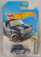 Morris Mini 1/64 Scale Die-Cast Model From HW Snow Stormers by Hot Wheels