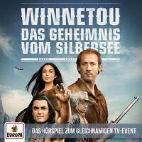 WINNETOU - DAS GEHEIMNIS VOM SILBERSEE (HÖRSPIEL ZUM TV-EVENT)  CD NEW
