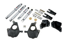 "Belltech Lowering Kit 2""F-4""R W/ SP Shocks 99-06 Silverado/Sierra Std Cab"