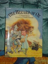 The Wizard Of Oz L.Frank Baum  Illustrated By Charles Santore