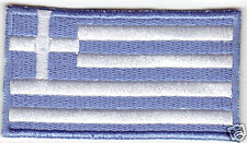 GREECE Country Flag Patch