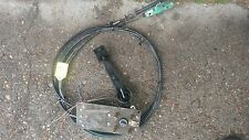 OMC Johnson Evinrude Controls AS IS For PARTS