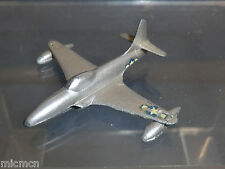 "DINKY TOYS TOYS No. 70F LOCKHEAD ""SHOOTING STAR"" JET FIGHTER"