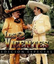 USED (VG) Los 2 Vicentes (2012) (DVD)