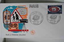 ENVELOPPE PREMIER JOUR - 1967 - CONGRES DE L'UER EDUCATION