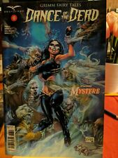 Zenescope Grimm Fairy Tales Presents Dance of the Dead #6 Cover A Variant