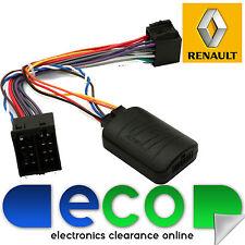SONY Car Stereo to Renault Clio Trafic Laguna Steering Wheel Adaptor T1-RN003