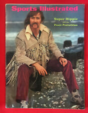 VINTAGE SPORTS ILLUSTRATED MAY 11TH 1970 SUPER HIPPIE PEACE PENTATHALON