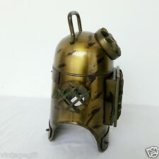 Antique Replica Diver Helmet Old Nautical Diving Scuba
