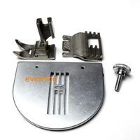 Throat Plate & Feeder & Presser Foot For Zigzag Machine Brother Tz1-B651 B652