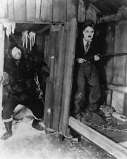 Charlie Chaplin Mack Swain The Gold Rush 8x10 Photo #5