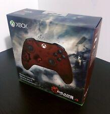 NEW Microsoft Xbox One Controller Gears of War 4 Crimson Omen SEALED/FREE SHIP