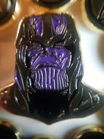 Marvel Avengers: 2019 Endgame Official Thanos and Avengers Pin Set