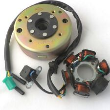SCOOTER GY6 125CC 150CC QUALIFIED Magneto Stator DC 6 POLE FLYWHEEL