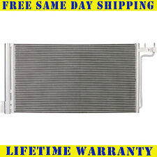 A-C Condenser Fit 4480 12-14 Ford Focus HB 2.0L Turbo /'15 ST WITH Receiver Dryer