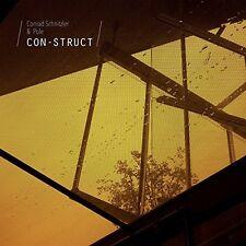 Conrad Schnitzler & pole-con-struct VINILE LP + CD NUOVO
