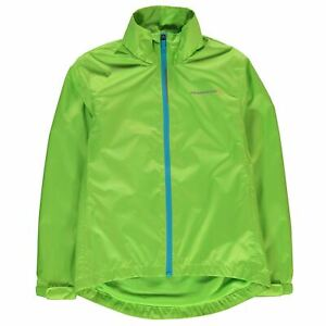 Muddyfox Kids Cycle Jacket Junior Boys Cycling Chest Pocket Clothing
