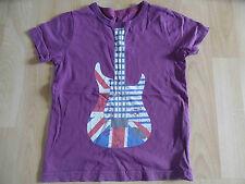 MINI Boden tolles Shirt E-Gitarre Gr. 3-4 J  TOP KJ914