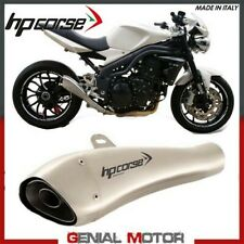 Terminale Di Scarico Hp Corse Hydroform Satin Triumph Speed Triple 2007 > 2010