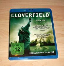 Blu Ray Film - Cloverfield
