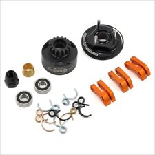 Clutch Bell 15T + Shoe + Flywheel #4668-15 (RC-WillPower) Agama A215/A8/A8T