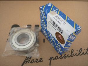 Rillenkugellager / Deep Groove Ball Bearings  6204-2Z-C3 NKE [20x47x14]
