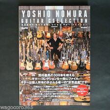Guitar Magazine Book YOSHIO NOMURA Vintage Guitar Collection300 / 144pages