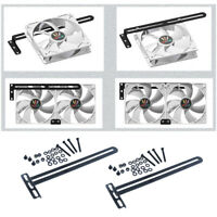 2 Pieces PCI Video Card Graphics Card Cooling Fan Mount Rack Replacement