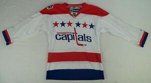 Washington Capitals NHL Reebok Youth Jersey
