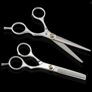 Hairdressing Salon Barber Hair Cutting Thinning Scissors Shears Professional TOP