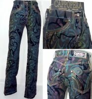 Cappopera Jeans women's blue & black design Limited Edition ITALY XS  RP £  240